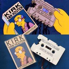 "This demo tape. | 29 Real-Life ""Simpsons"" Jokes Guaranteed To Make You Laugh"