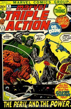 Marvel Triple Action 4 MT