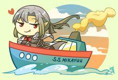 Ferrid totally ships Mikayuu. (Owari no seraph) Seraph of the End