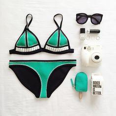 take me to the beach (via @thepinkdiary)