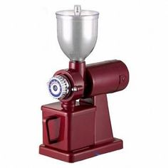 NEW ARRIVAL 220V COFFEE GRINDER MACHINE COFFEE MILL WITH PLUG ADAPTER BY @Nina Thistle @Nina Thistle,http://www.amazon.com/dp/B00EWBQ27S/ref=cm_sw_r_pi_dp_sEgFsb0YVXZEC7QQ