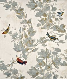 Shop Heritage House Windsong Parchment Fabric at onlinefabricstore.net for $29.4/ Yard. Best Price & Service.