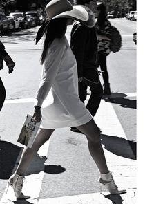 New York, Acne, Kate Spade, Alice + Olivia, Street Style on Friend in Fashion | www.friendinfashion.blogspot.com
