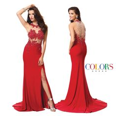 Hot Hot Hot! COLORS DRESS Style 1143 #gown #fashion #couture #sexy #skin