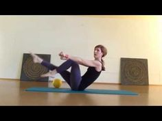 Cours Pilates CORPSESPRIT - Bouger et ressentir son corps - YouTube