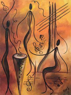Música africana, Rina Bhabra