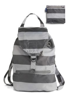 Day at the River Backpack in Grey