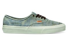 FRESHNGOOD.COM » Vans California Fall 2012 Authentic CA Stained Pack