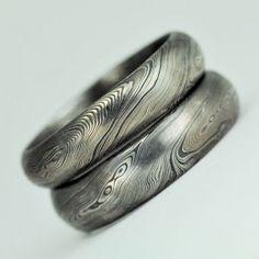 damasteel ring