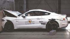 News: Ende Legende - Hier zerschellt ein Mustangim Crashtest - http://ift.tt/2j8tyOs