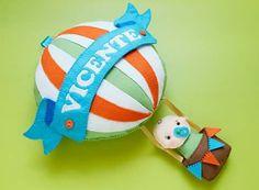 Enfeite balão