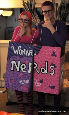Homemade Costumes for Couples - Halloween Costumes 2013