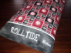University of Alabama Personalized with ROLL TIDE by debbierofstad, $24.00