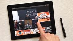 iPad app for adding video to your presentations on the go......
