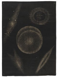 """badminton: """" planetaryfolklore:mythologyofblue: Wall hangings of an astronomical theme, circa 1850 (woolandwax) """" Ex Libris, Constellations, Maritime Museum, Science And Nature, Astronomy, Cosmos, Mystic, Illustration Art, Illustrations"""