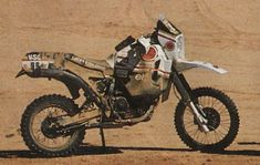 Cagiva 850-Dakar 1986