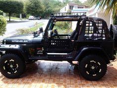 photos of 95 jeep wranglers | JEEP WRANGLER DEL 95 - Camiones / Vans en Juana Díaz - 37923