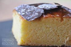 Bizcocho de chocolate blanco | Recetas Thermomix | Bloglovin'