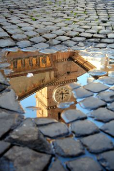 Roman Reflection by Peter Griffin on 500px