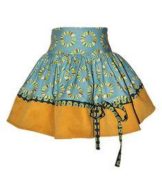 Love this Cider Gypsy Skirt - Toddler & Girls by Magpie & Mabel on #zulily! #zulilyfinds
