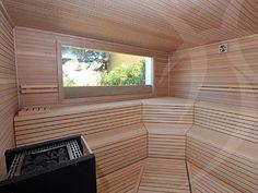Sauna finlandesa HEMLOCK - SAUNA FELIZ