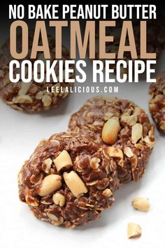 Check out these amazing No Bake Peanut Butter Oatmeal Cookies with chocolate! They are gluten-free and naturally sweetened with honey! These babies are perfect to satisfy cookie cravings in the heat of summer without turning on the oven. Chocolate Oat Cookies, Chocolate Oats, Oatmeal Cookies, No Bake Cookies, Chocolate Peanut Butter, Homemade Truffles, Peanut Butter Balls, Turning, Cravings