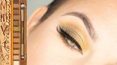 Urban Decay Naked Honey | Fall Makeup 2020 - YouTube Fall Makeup, Eye Makeup, Cut Crease Tutorial, Naked Palette, Urban Decay, Color Combos, Makeup Brushes, Brows, Honey