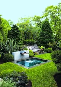 Awesome hottub and waterfall | Backyards Click