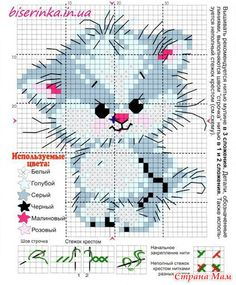 Свитер с рисунком кошки - Вязание для детей - Страна Мам