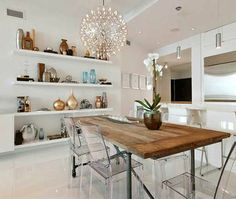 468233692479844905 Bright White Miami Condo | House & Home |  Photo via Douglas Elliman Real Estate