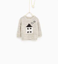 Imagem 1 de Camisola casinha da Zara