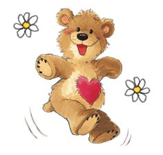 Michael Banks, Teddy Bear Images, Cute Good Morning Quotes, Planner Ideas, Address Labels, Suzy, Teddy Bears, Cartoon Drawings, Mornings