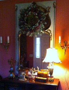 Mother's foyer