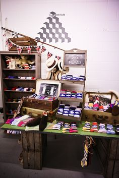 Sock manufacturer Morrows Outfitters