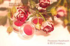 Мастер-класс по созданию косметики своими руками: Бальзам-блеск для губ «Сладкие ягоды»