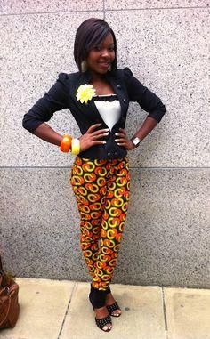 Street Style, African Fashion, African Fashion Week London 2011