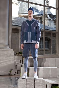 White Mountaineering Spring 2016 Collection