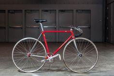 "bikeplanet: "" Cherubim NJS Track Bike """