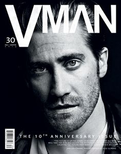 Jake Gyllenhaal vu par Hedi Slimane | DailyELLE