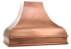 Copper Range Hoods Manufactured in Sonoma County California