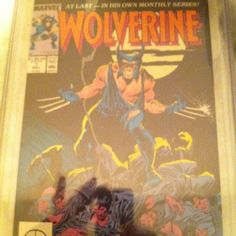 1st wolverine comic series