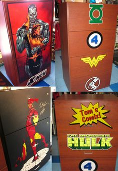 Storage made especially for your comic books: The Comic Tomb solves the problem of backissues | Offbeat Home