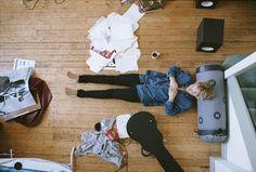 Tom Odell Soundtracks Burberry's SS13 Campaign