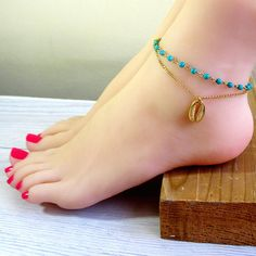 Cute Toes, Pretty Toes, Ankle Jewelry, Ankle Bracelets, Stylish Jewelry, Cute Jewelry, Beach Jewelry, Sexy Zehen, Anklet Designs