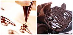 Ажурный шоколад
