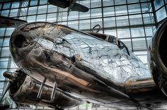 Museum of Flight, Seattle.