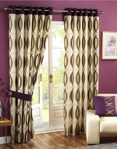 more curtain patterns