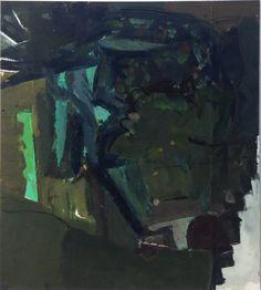 Sangram Majumdar, oil on paper, 16 x 14.25 in, 2014