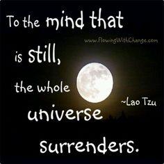 ~~~Lao Tzu