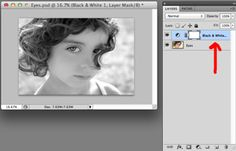 Converting a Photo to Black-and-White